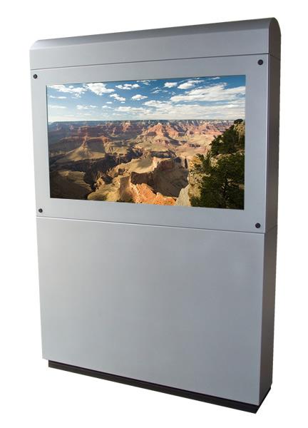 Elite Indoor Outdoor Digital Signage Enclosure