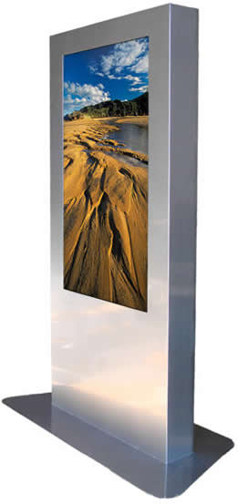 Infinity Digital Signage Enclosure